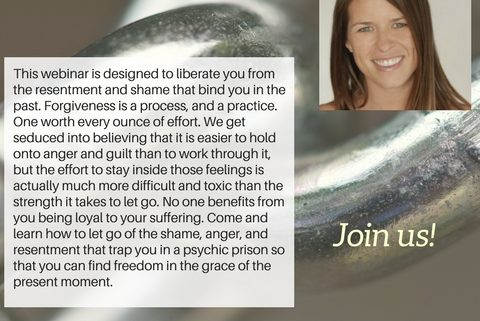 Forgive: Get out of Jail Free with Dr Melody Moore (November 14)