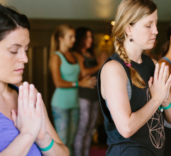 Embody LOVE Yoga Workshops